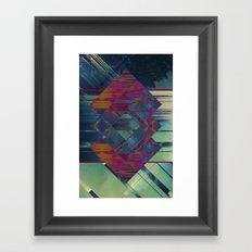 Phone Creation 1 Framed Art Print