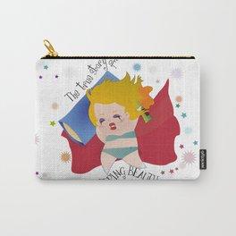 The true stroy of Sleeping Beauty / La verdadera historia de la Bella durmiente Carry-All Pouch