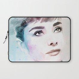 Audrey Hepburn Laptop Sleeve