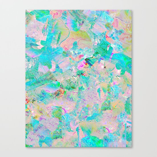 Candied Marble Canvas Print