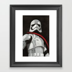 Phasma Framed Art Print