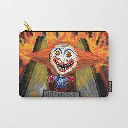Sick Again - Scary Clown Carry-All Pouch