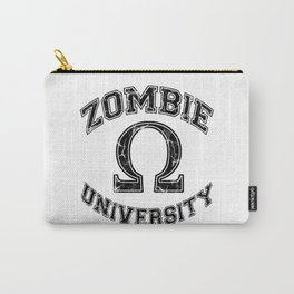 Zombie University Carry-All Pouch