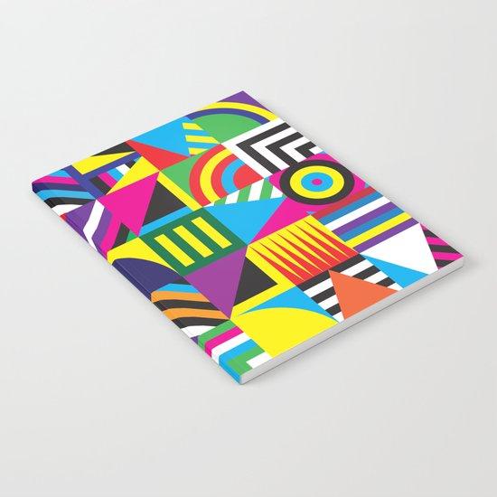Rainbobox Notebook