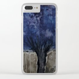 Sullen Clear iPhone Case