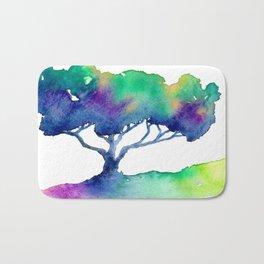 Hue Tree III Bath Mat