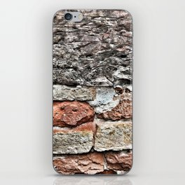 Tuscan Bricks iPhone Skin