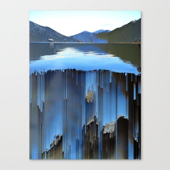 Sounding Canvas Print
