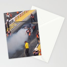 Smoking Rubber Stationery Cards