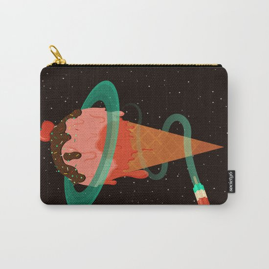 Ice Cream Planet Carry-All Pouch