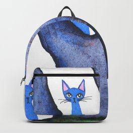 Waterloo Whimsical Cats in Tree Backpack
