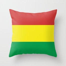 IRIE RASTA Throw Pillow