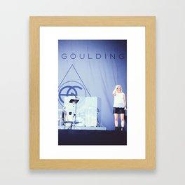 EG. Framed Art Print