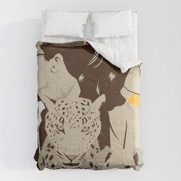 Bringing Up Baby Comforters