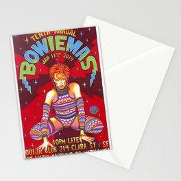 BOWIEMAS 10th Anniversary - Some Cat From Japan / Kansai Yamamoto  Stationery Cards