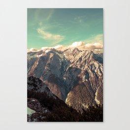 Alpine Magic Canvas Print