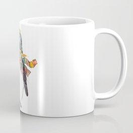 Penguin in a scarf (male) Coffee Mug