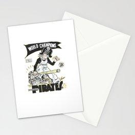 Pitsburg Pirates MLB Stationery Cards