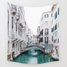 The Floating City - Venice Italy Architecture Photography Wall Tapestry