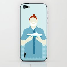 The Life Aquatic with Steve Zissou iPhone & iPod Skin