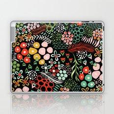 Winter Bouquet Laptop & iPad Skin