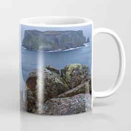 Tasman Island and the Blade Coffee Mug