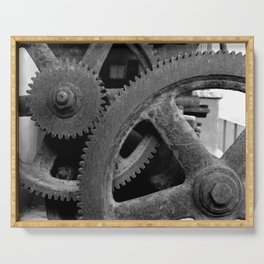 Big Gears Serving Tray
