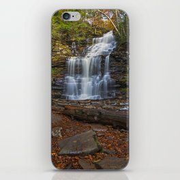 Ganoga Falls iPhone Skin