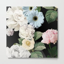 Wallflowers Metal Print