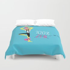 100% Zen Duvet Cover