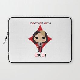 10GETHER WITH 2NE1 - Dara Chibi Laptop Sleeve