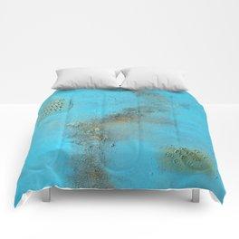 Earth. Texture. Blue. Jodilynpaintings. Brown. Abstract. Earths Crust. Comforters