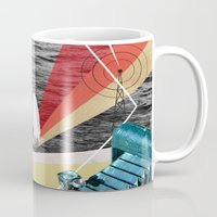 science Mugs featuring Science by Chris Newton