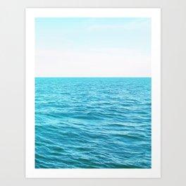 Oceana #society6 #decor #buyart Art Print
