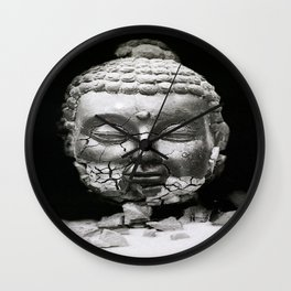 Time for Zen Wall Clock