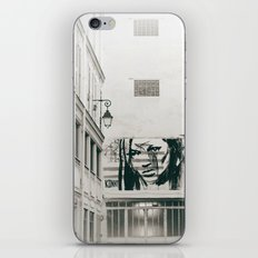 L'impasse parisienne  iPhone & iPod Skin