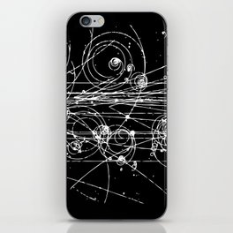 Particles iPhone Skin