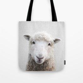 Sheep - Colorful Tote Bag