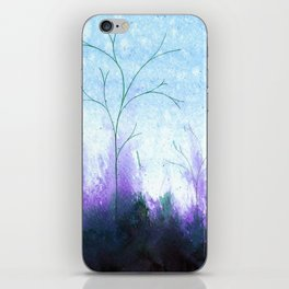 Purple Mist iPhone Skin