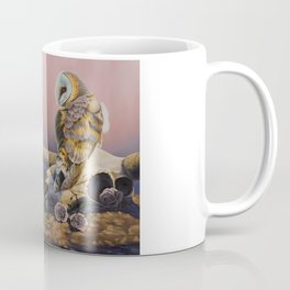 """OCTOBER RAIN"" Coffee Mug"