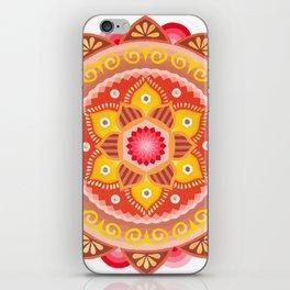 Cinnamon Flower iPhone Skin