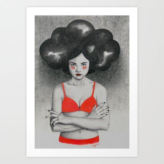Verona Art Print