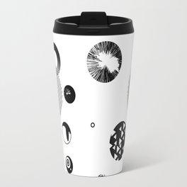 Circles ((O)) Travel Mug