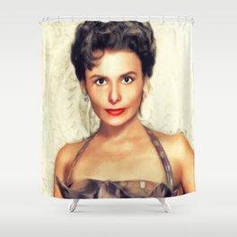 Lena Horne, Actress and Singer Shower Curtain