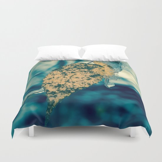 Strong Enough Duvet Cover