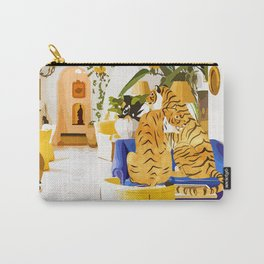 Tiger Reserve Villa Carry-All Pouch