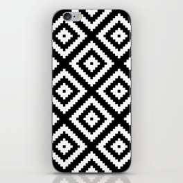Tribal B&W iPhone Skin