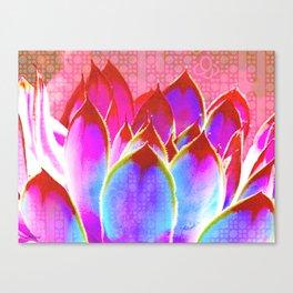 Amulette - charme 3 Canvas Print