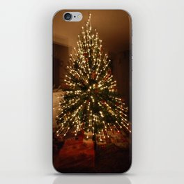 Christmas Tree - Small Explosion iPhone Skin