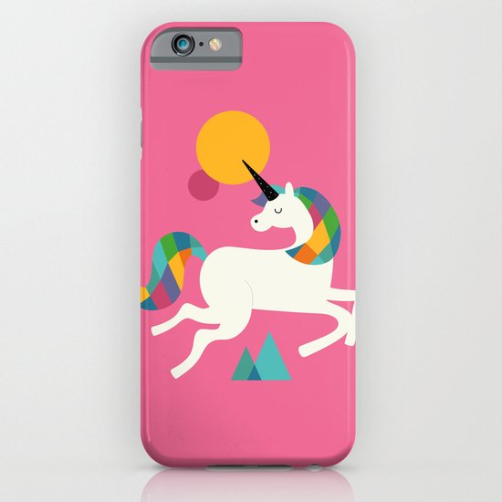 To be a unicorn iPhone & iPod Case